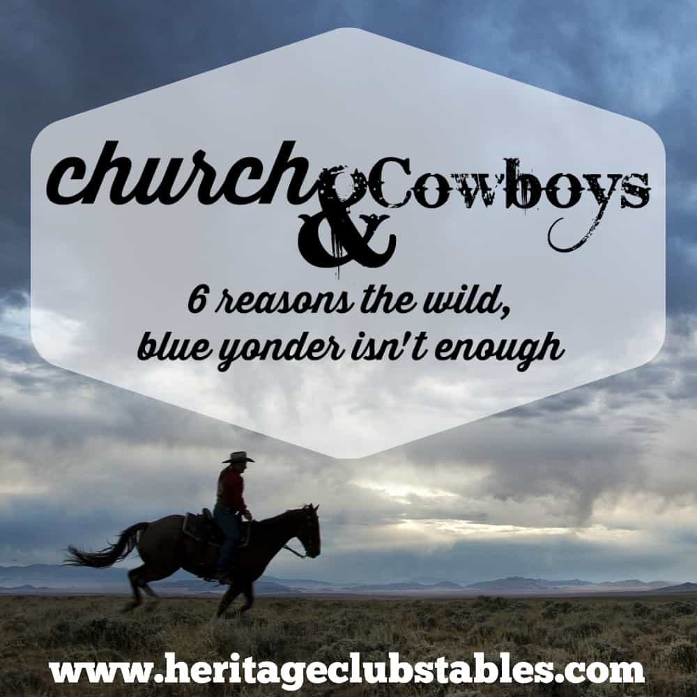 Church and Cowboys