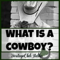Cowboy | Cowboy Lifestyle | Work of a Cowboy | Cowboys and horses | What is a cowboy? There are a few words that come to mind when I think of a cowboy. What is revealed when the layers are pealed away?
