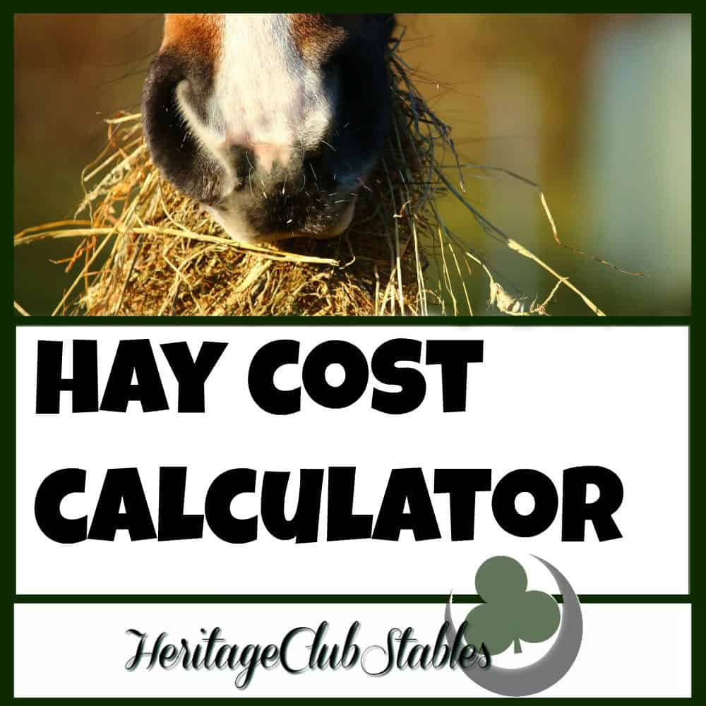 Hay Cost Calculator