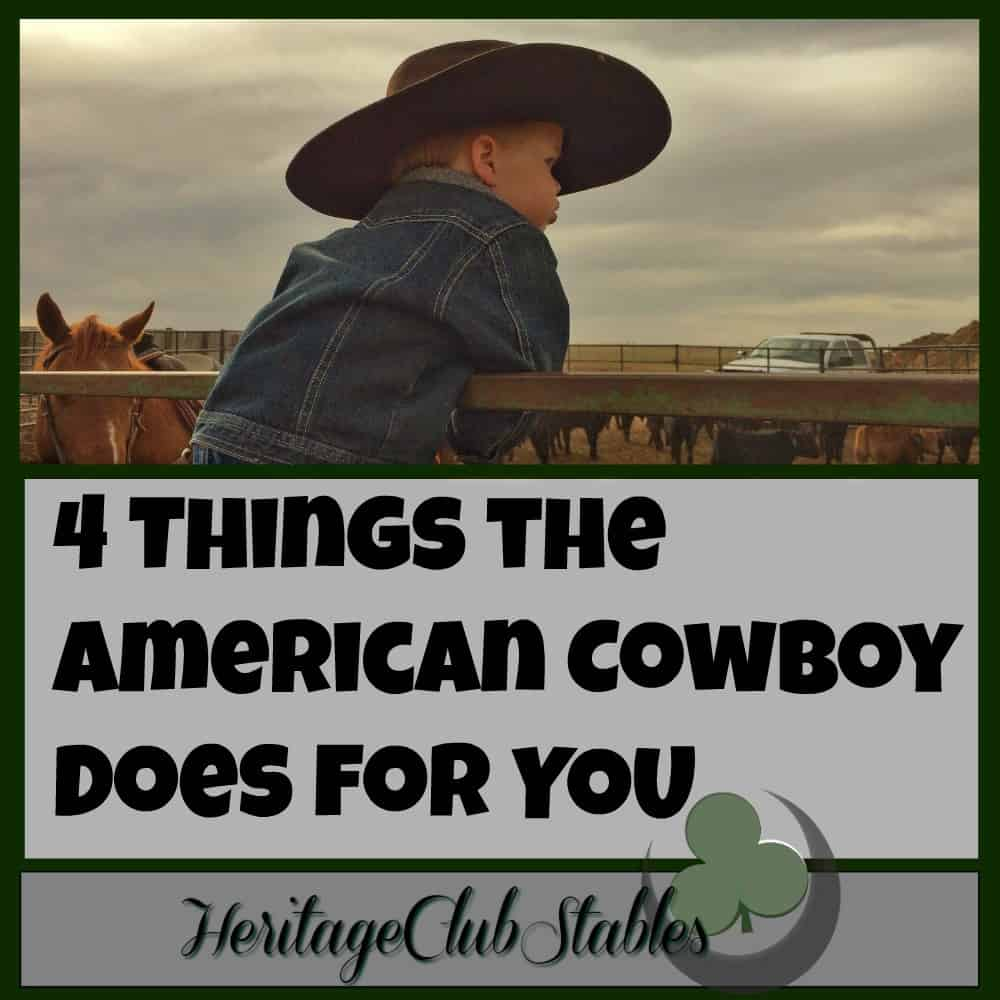 Cowboy | Cowboy Lifestyle | Thank you Cowboy | Your's and the cowboy's jobs are worlds apart and yet intertwined. We believe you may be more influenced by the American Cowboy than you think.