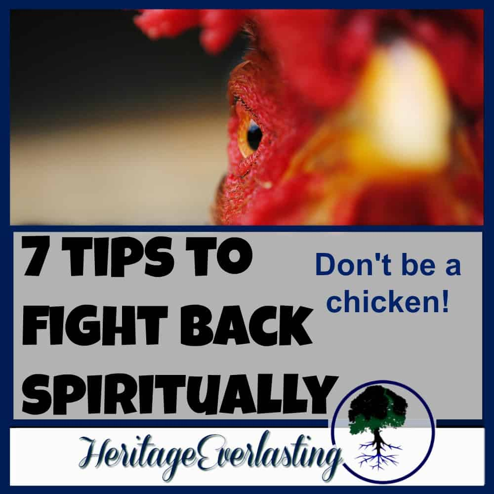 7 Tips to Fight Back Spiritually