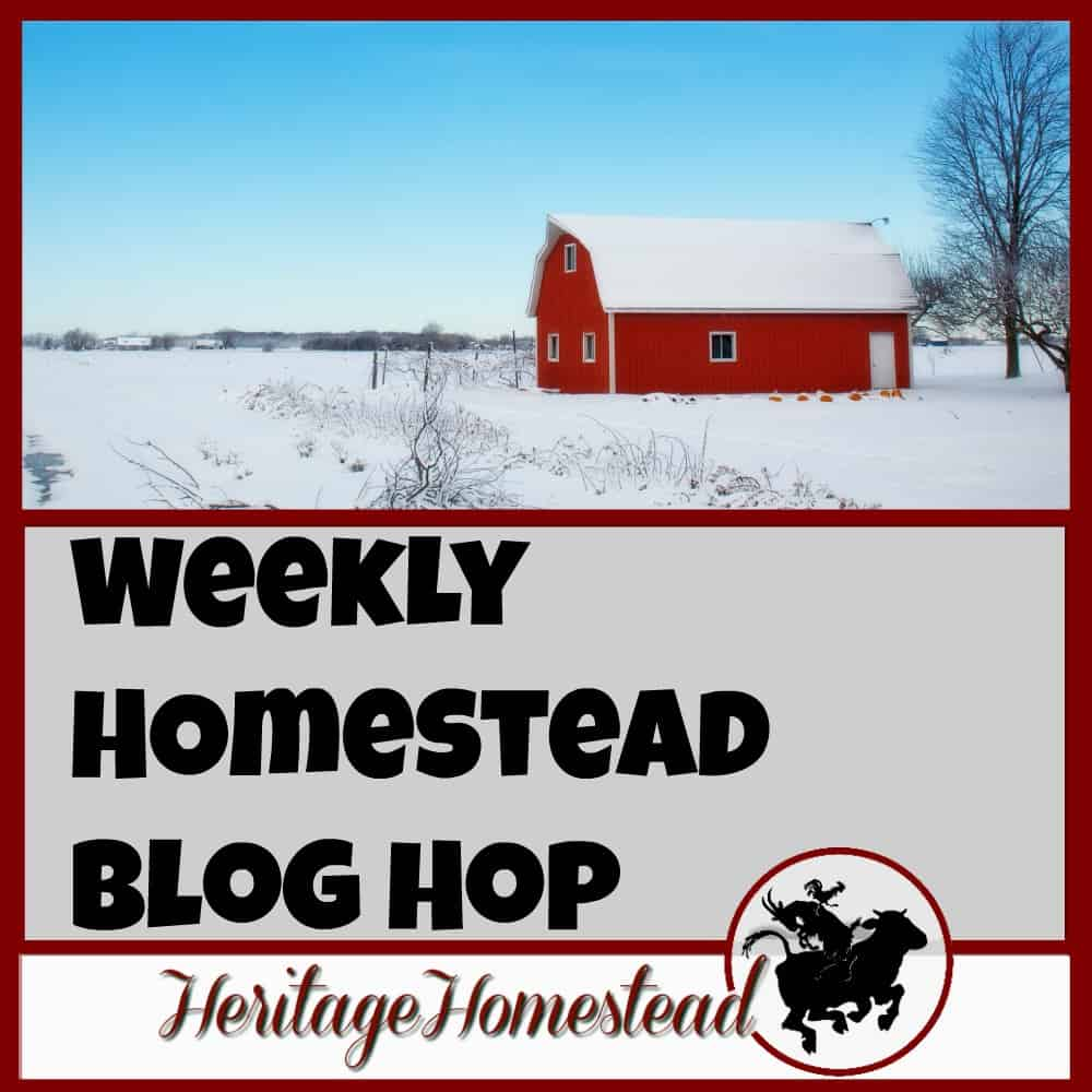 Simple Homestead Blog Hop #93