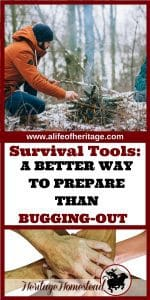 Are you and your community empowered with these all important survival tools and ready for a catastrophe? A much better way to prepare than bugging out!