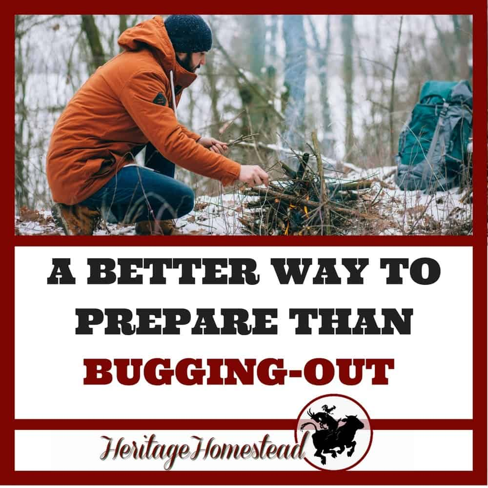Survival Tools: A Better Way to Prepare Than Bugging-Out when SHTF