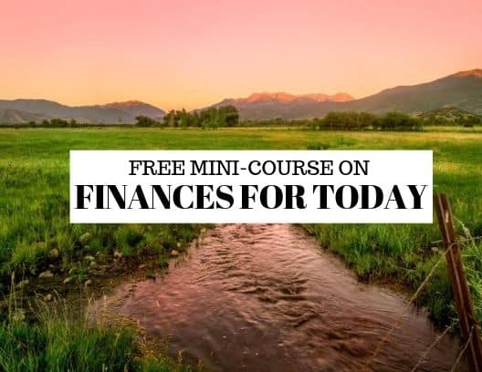 Free course on financial peace
