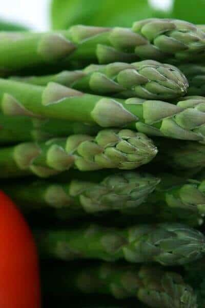 Asparagus is a perennial vegetable that will grow year after year in the early spring