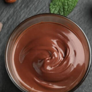 Goat Milk Chocolate Pudding