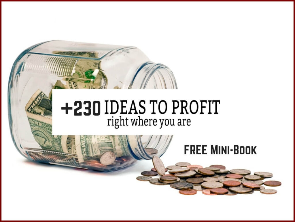 230 Ideas to profit on your property