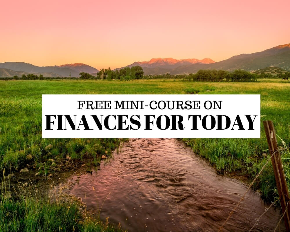 More than financial peace